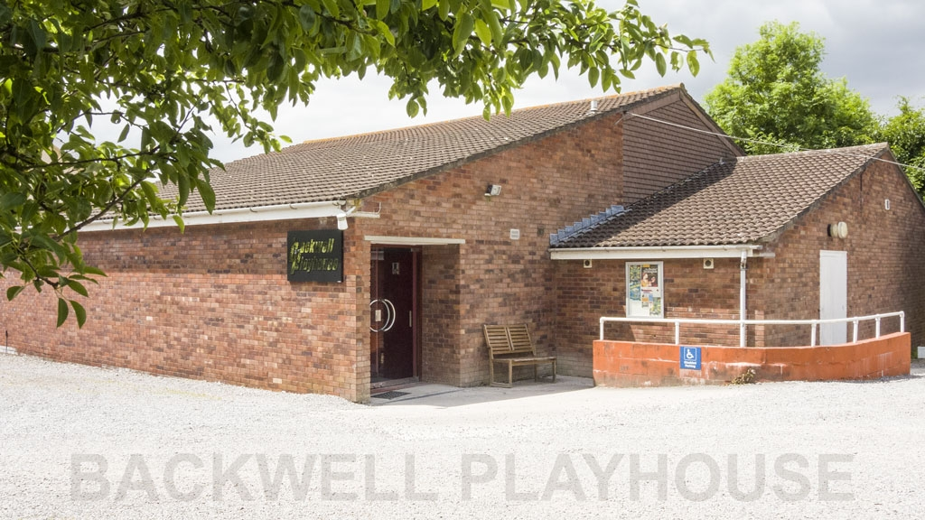 Backwell playhouse exterior
