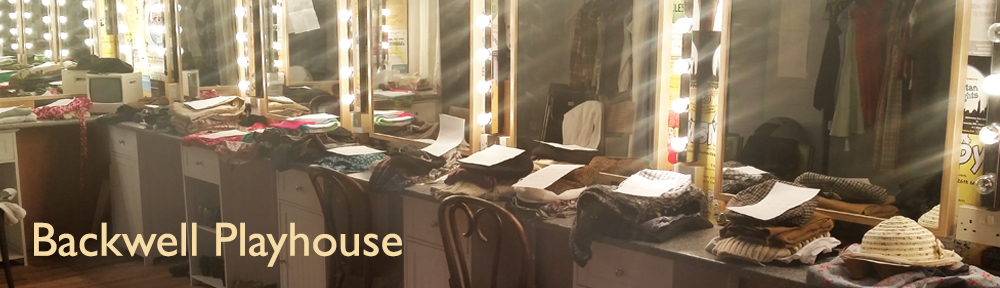 Backwell Playhouse Dressing Room